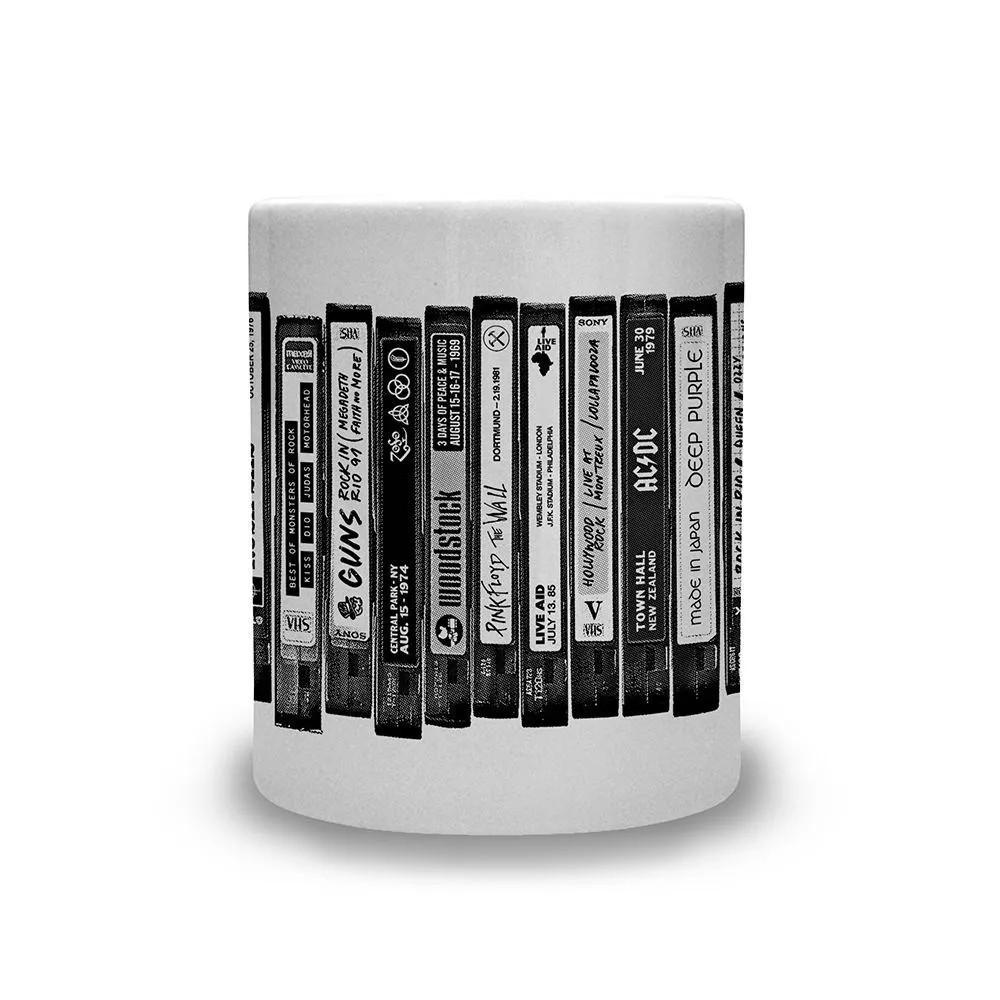 Caneca VHS