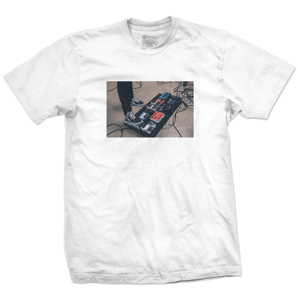 Camiseta Pedalboard