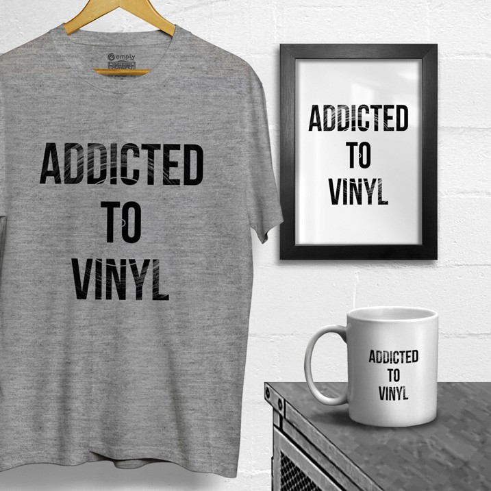 Combo Addicted to Vinyl
