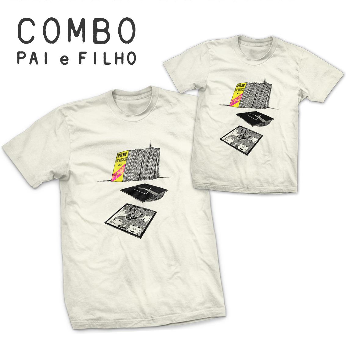 Combo Pai e Filho Classic Vinyls