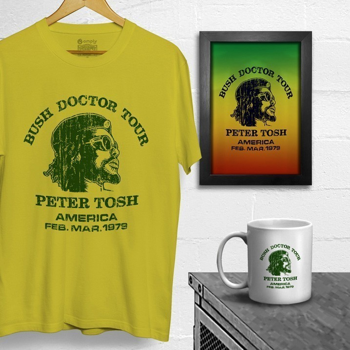 Combo Peter Tosh