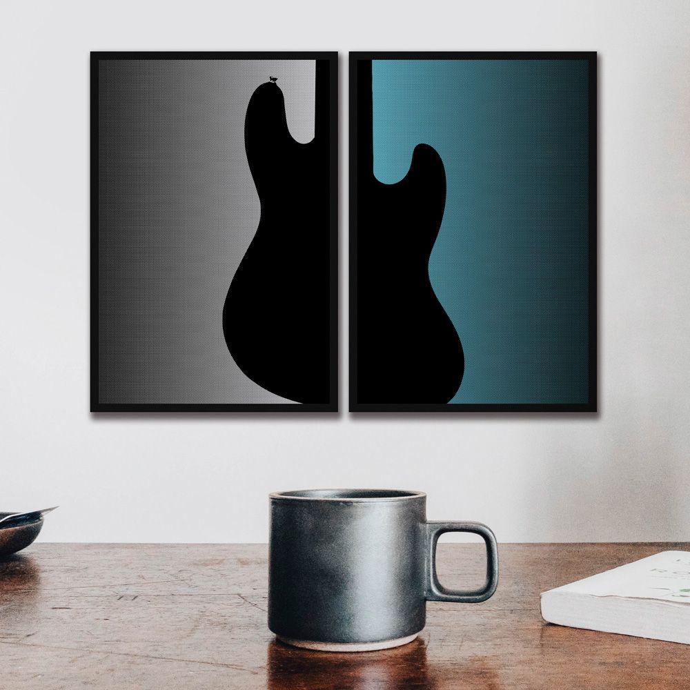 Kit Quadros Bass