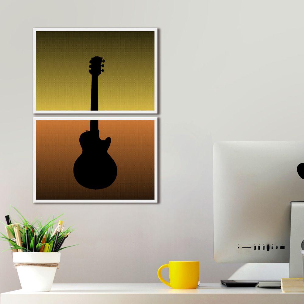 Kit Quadros Guitar