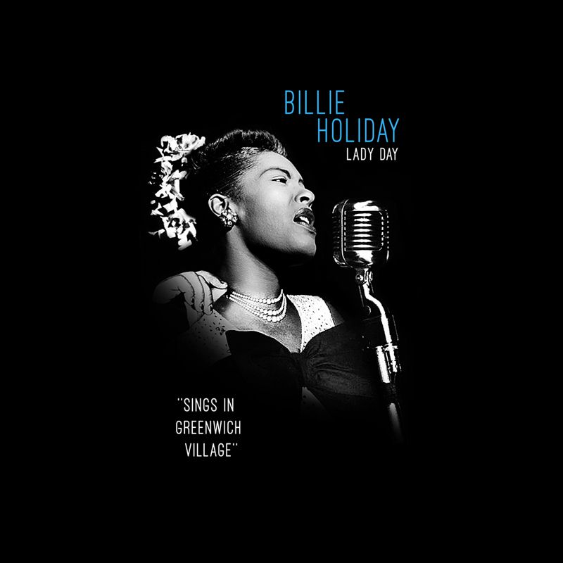 Longet Feminina Billie Holliday