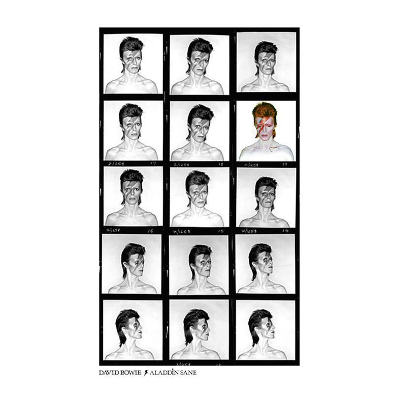 Longet Feminina Bowie