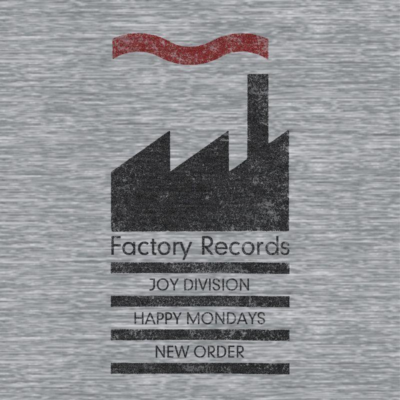 Longet Feminina Factory Records