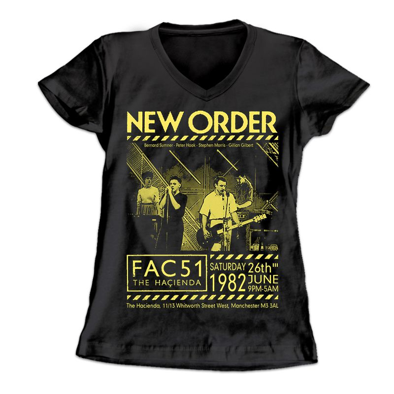 Longet Feminina New Order
