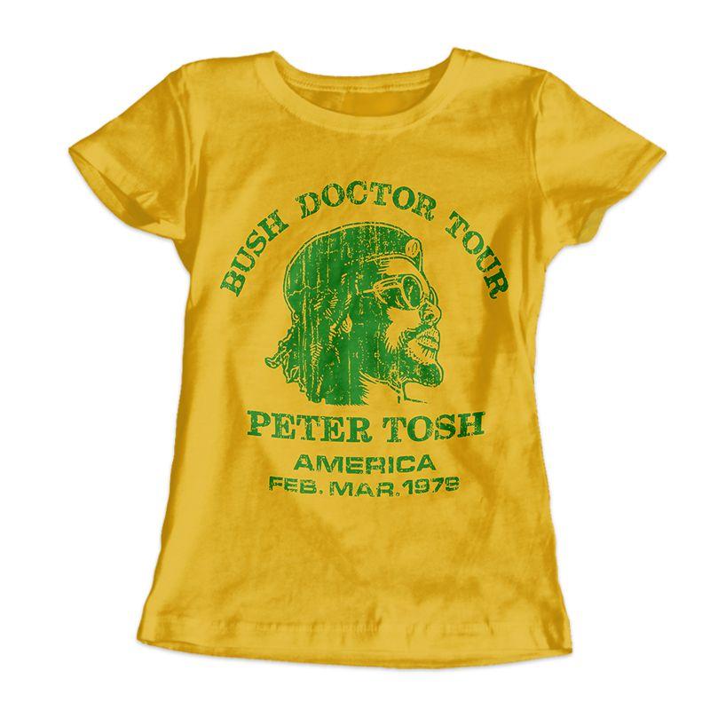 Longet Feminina Peter Tosh