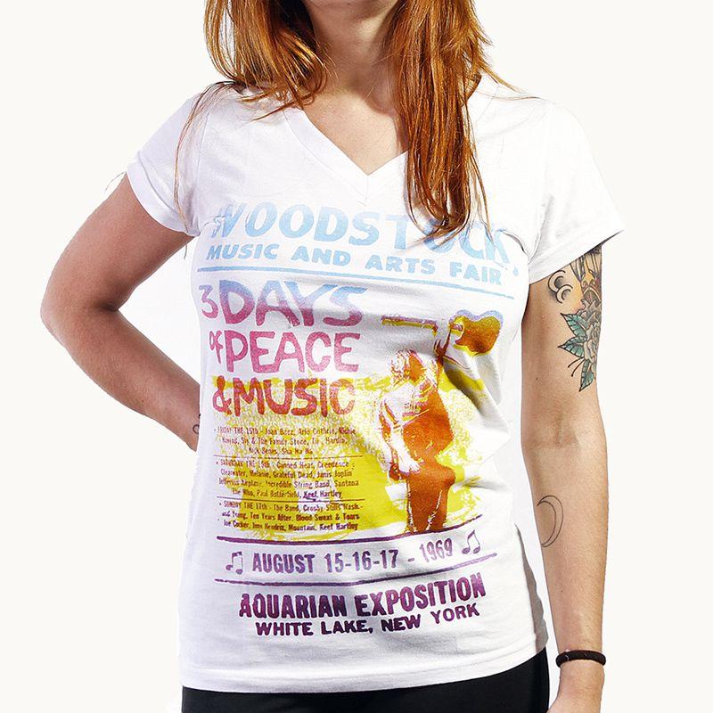 Longet Feminina Woodstock