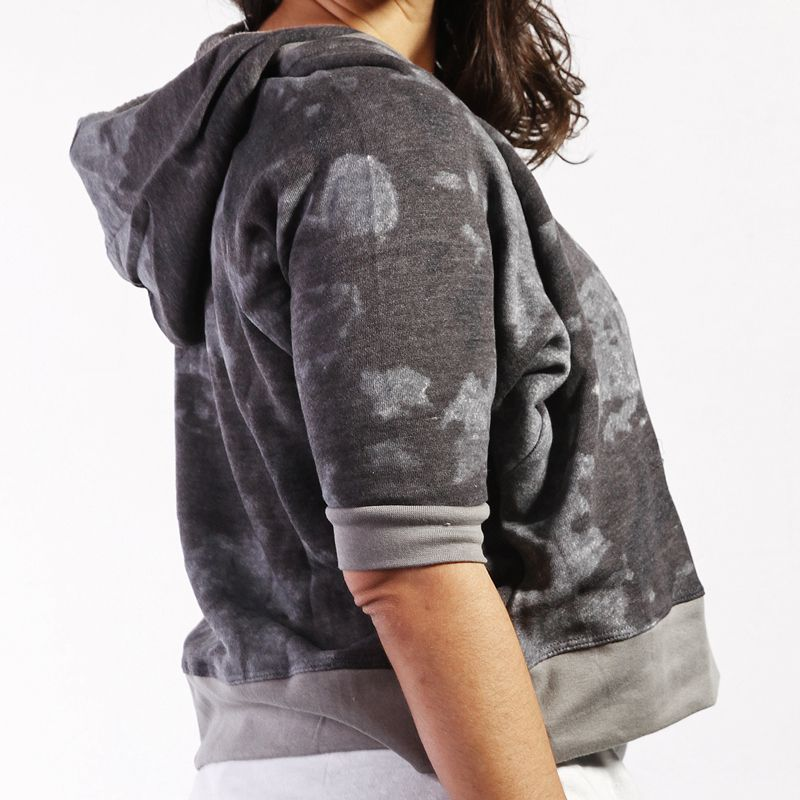 Moleton Feminino Camuflado