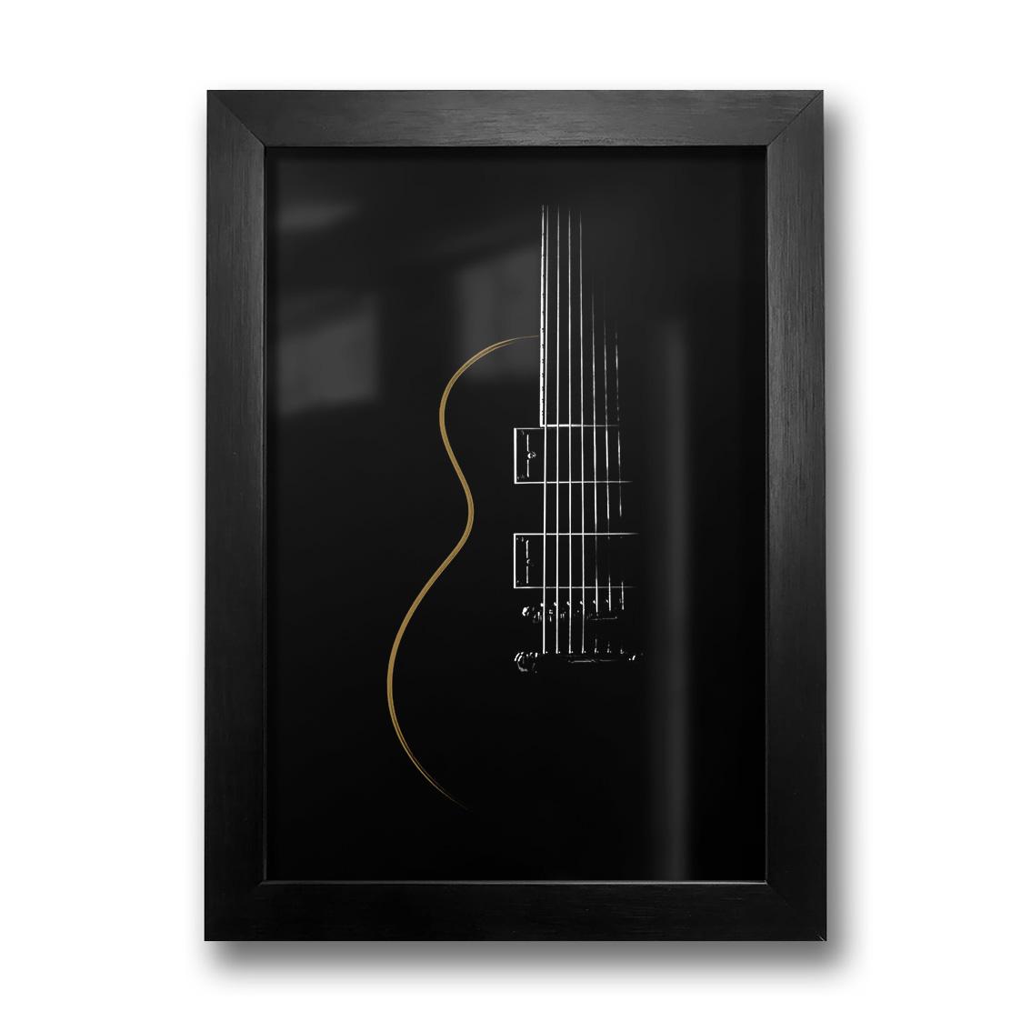 Quadro Outline Guitar
