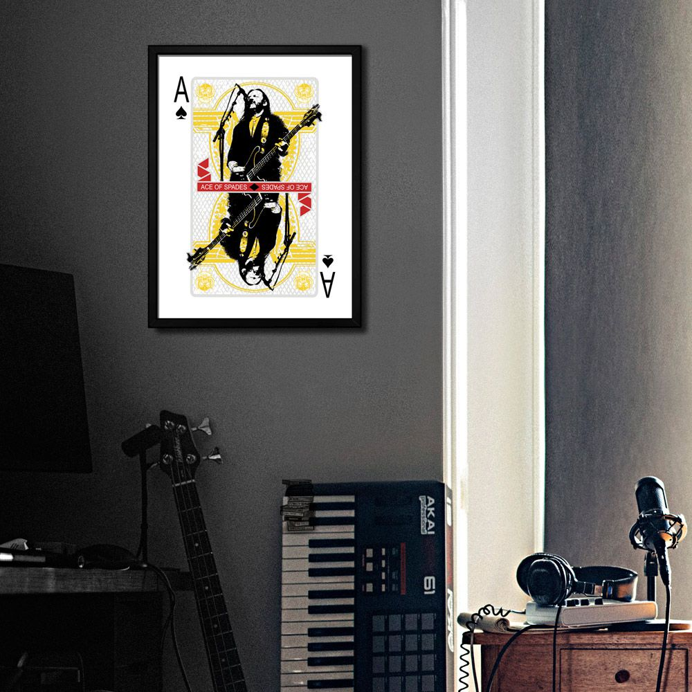 Poster/Quadro Ace of Spades