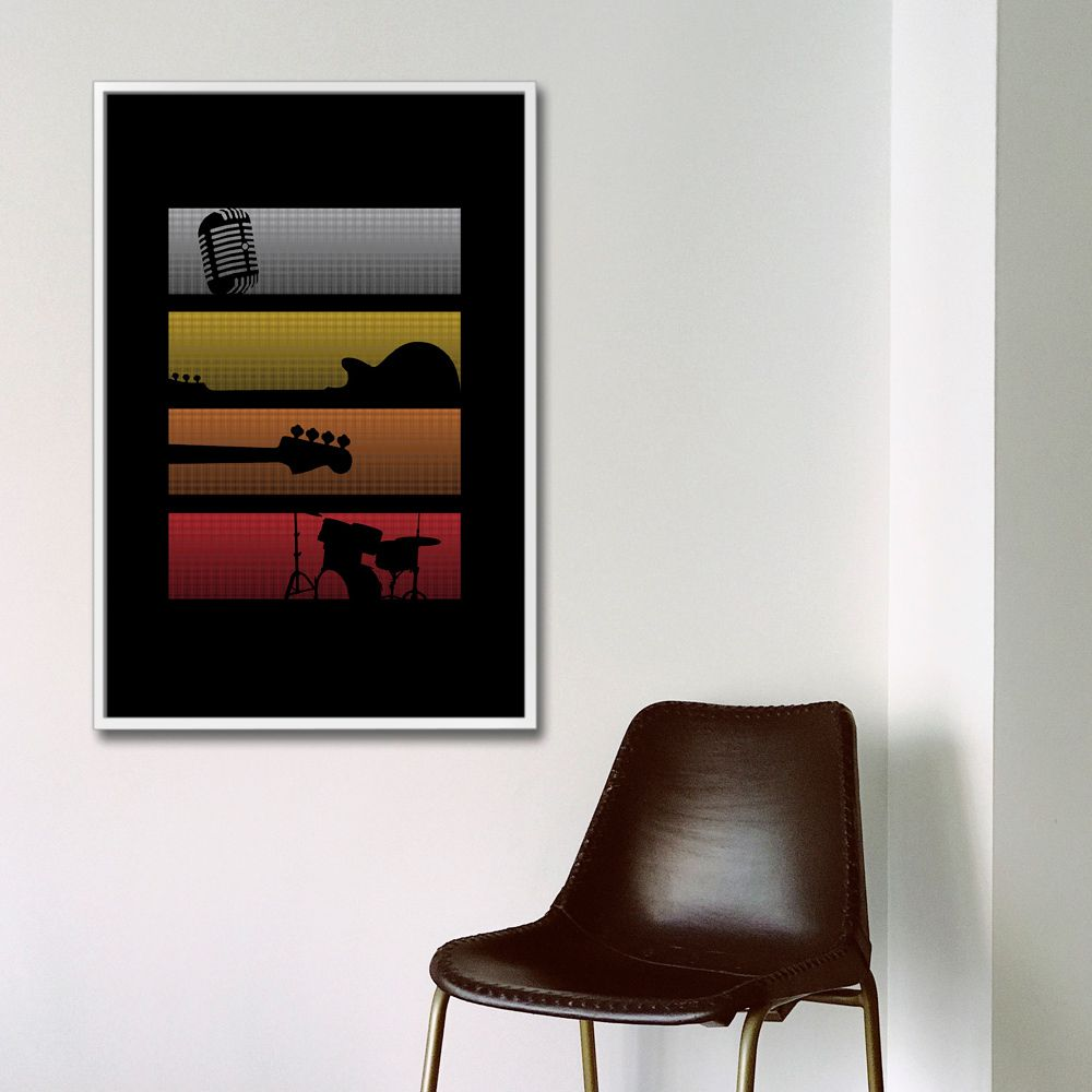 Poster/Quadro Classic Rock