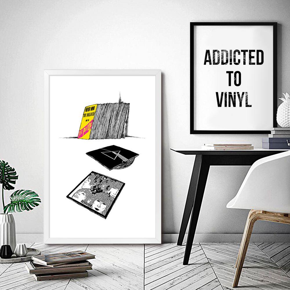 Poster/Quadro Classic Vinyls