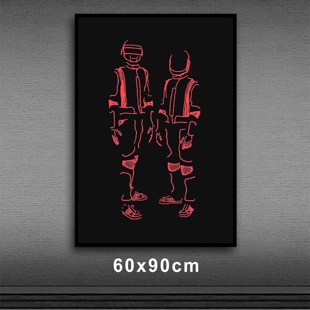 Poster/Quadro Daft Punk