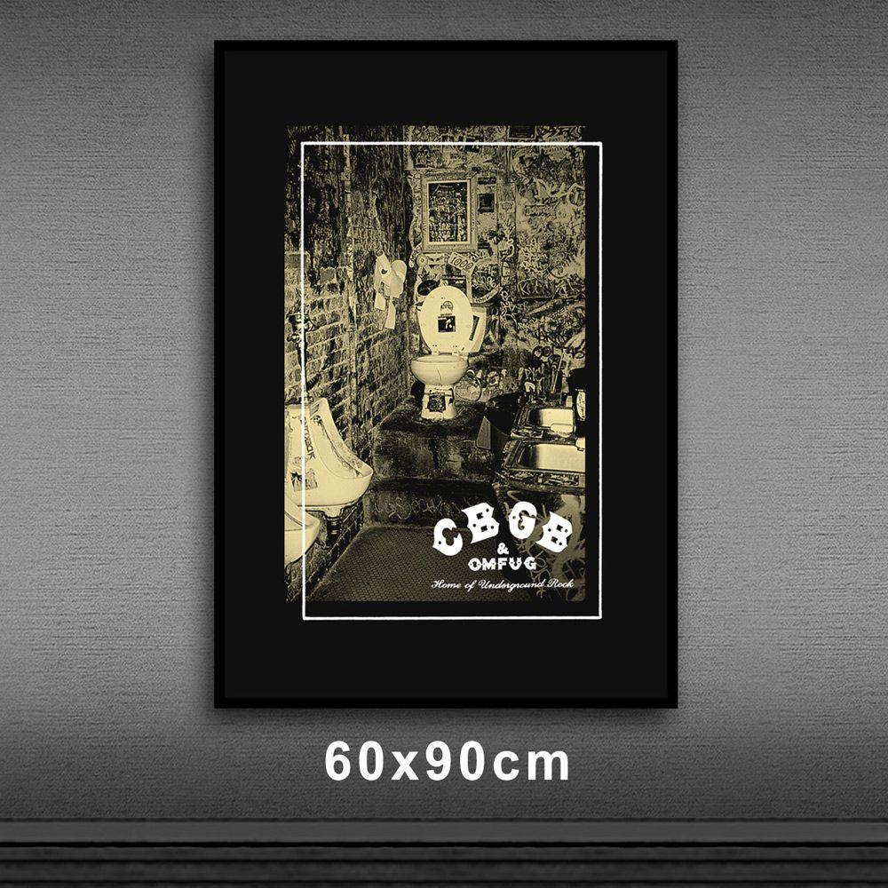 Poster/Quadro Dirty CBGB