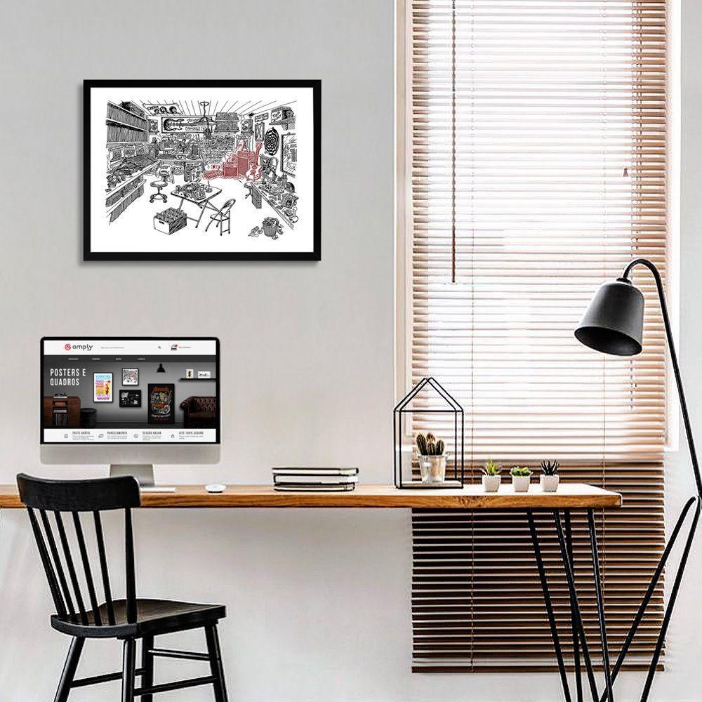 Poster/Quadro Dream Room