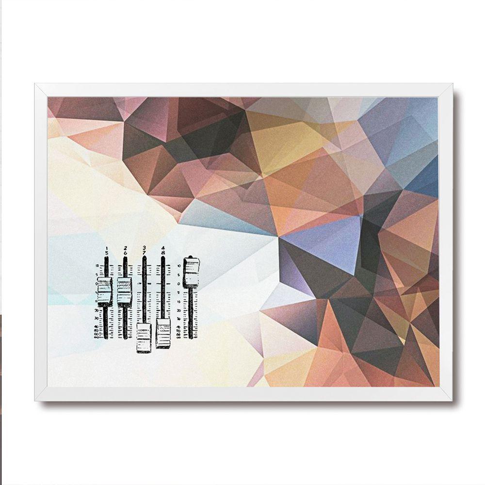 Poster/Quadro Equalize