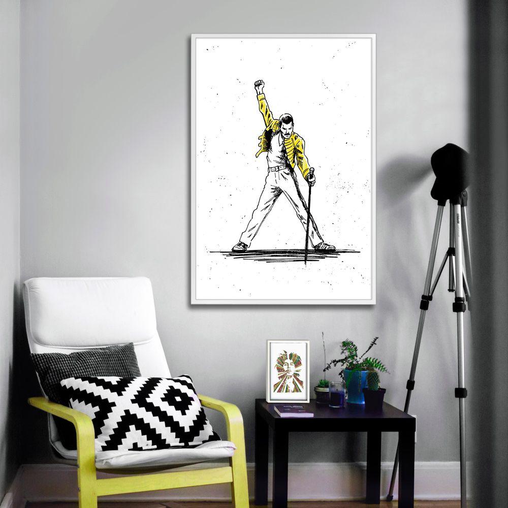 Poster/Quadro Freddie