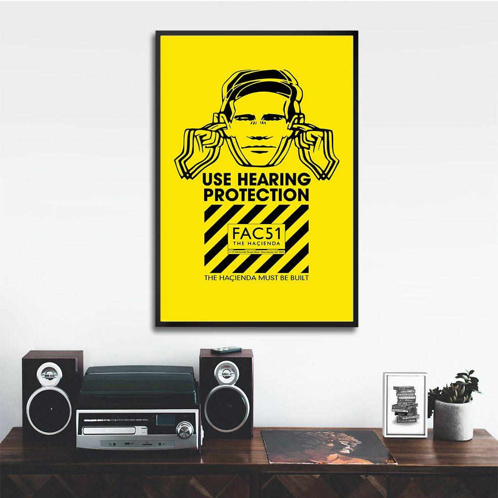 Poster/Quadro Haçienda