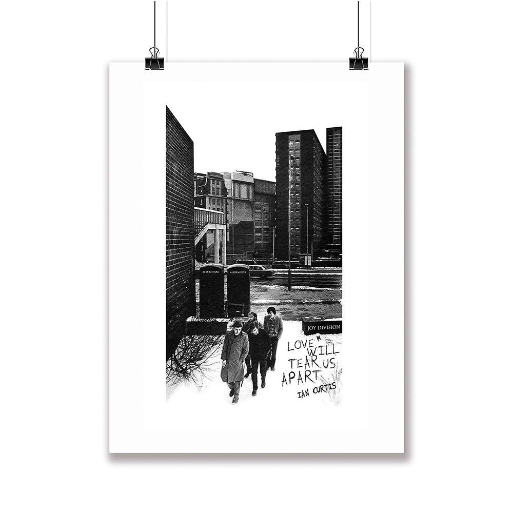 Poster/Quadro Joy Division