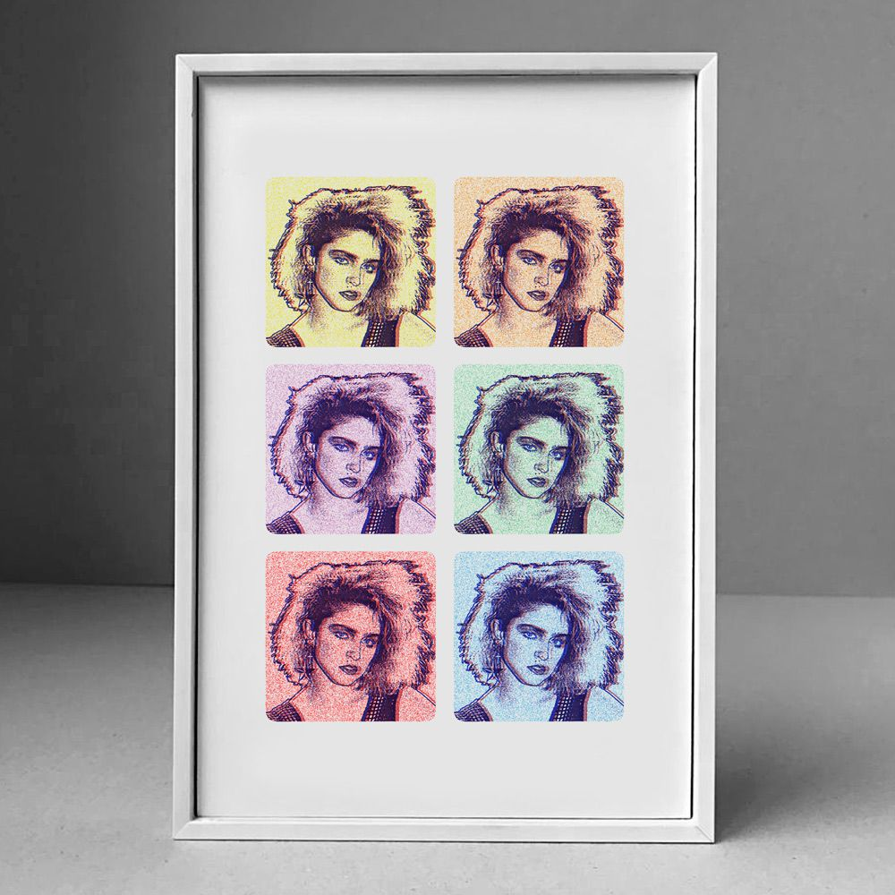Poster/Quadro Madonna