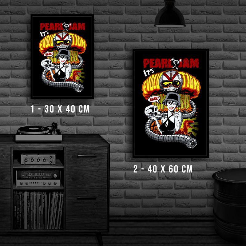 Poster/Quadro Pearl Jam