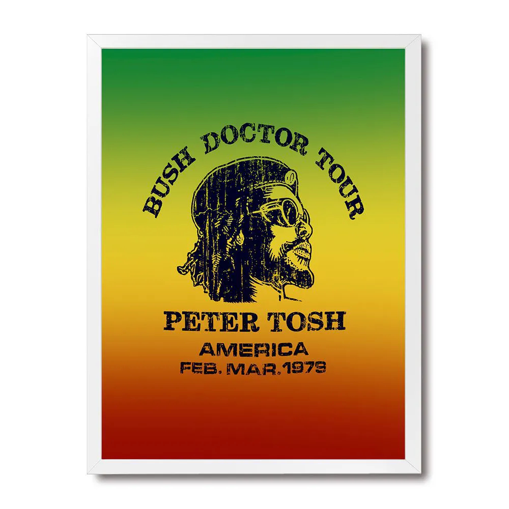 Poster/Quadro Peter Tosh