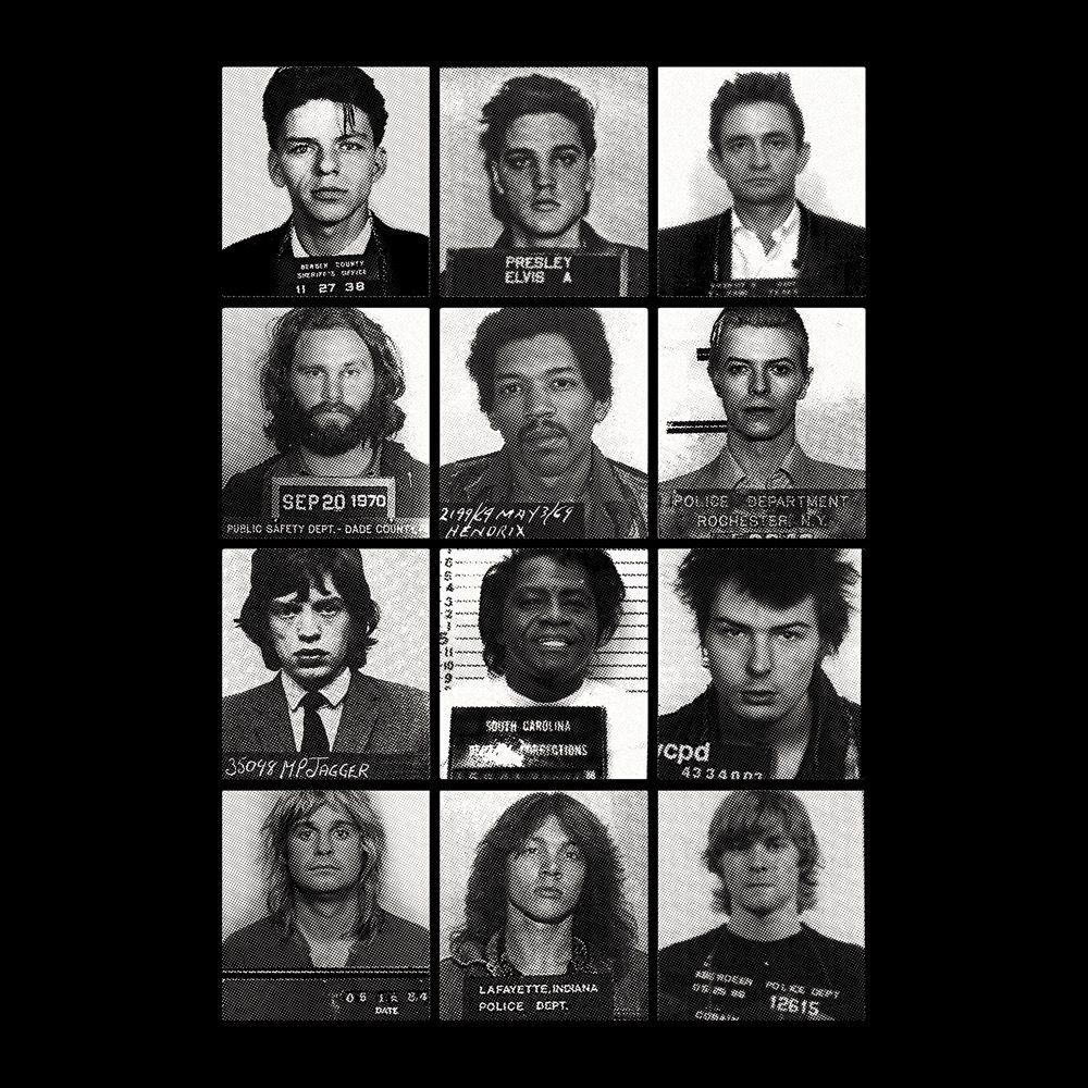 Poster/Quadro Prisons
