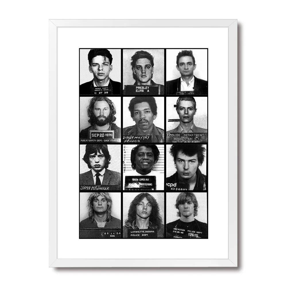 Poster/Quadro Prisons BR