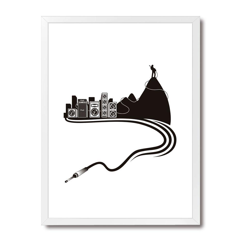 Poster/Quadro Rock City