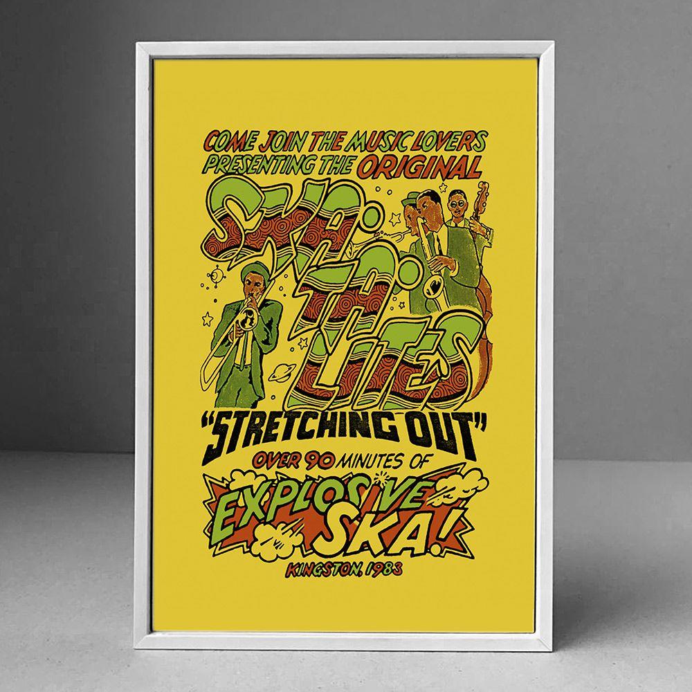 Poster/Quadro Skatalites