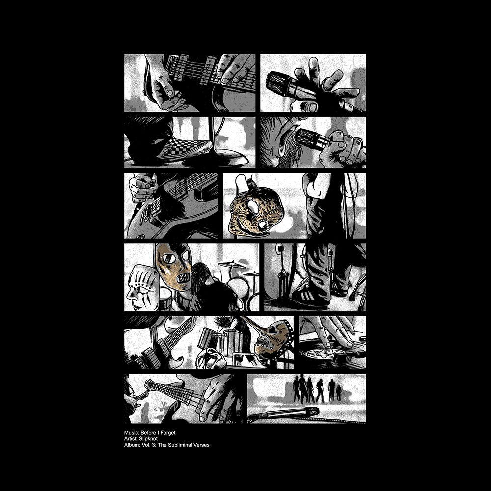 Poster/Quadro Slipknot