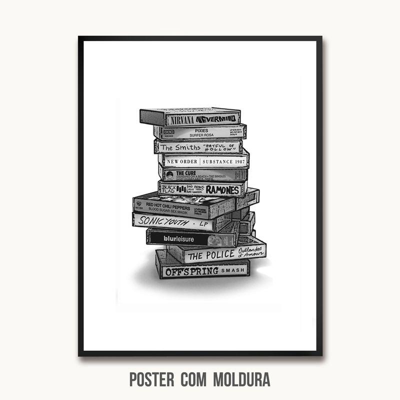 Poster/Quadro Tapes