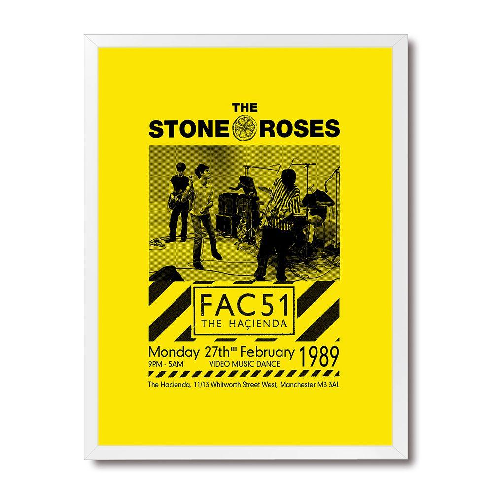Poster/Quadro The Stone Roses