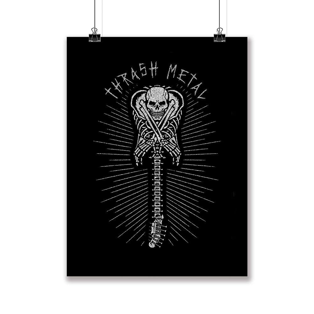 Poster/Quadro Thrash Metal