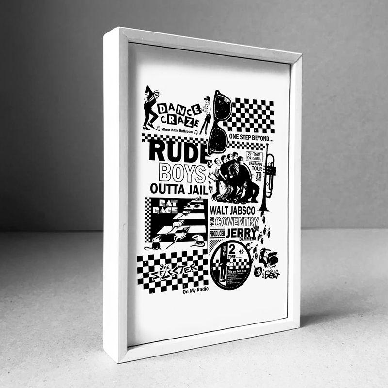 Poster/Quadro Two Tone