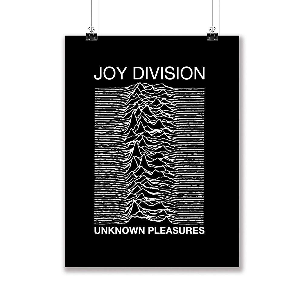 Poster/Quadro Unknown Pleasures