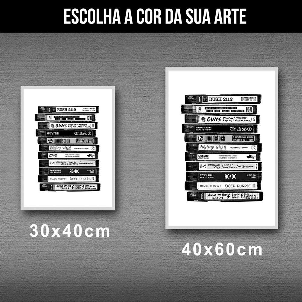Poster/Quadro VHS