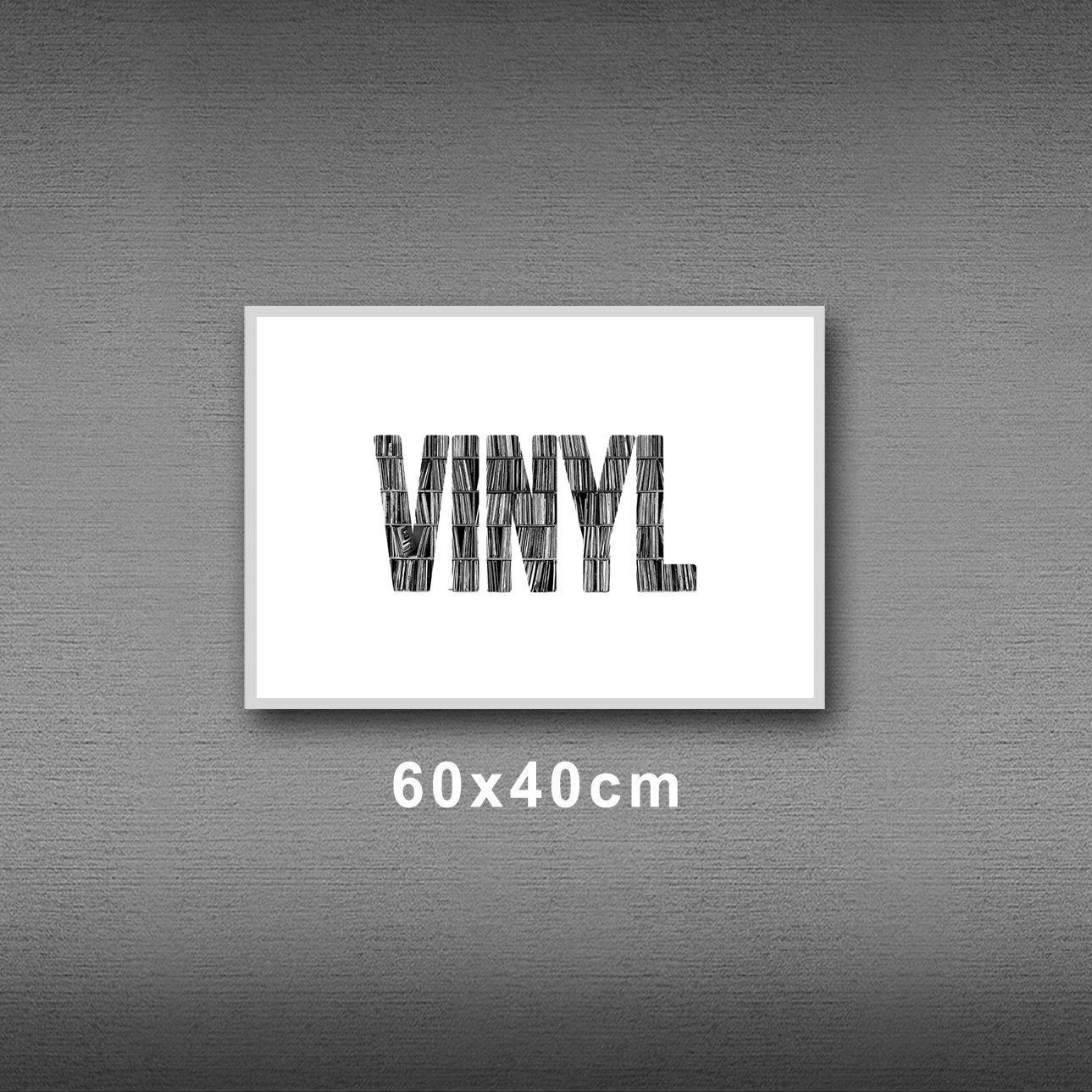 Poster/Quadro Vinyl