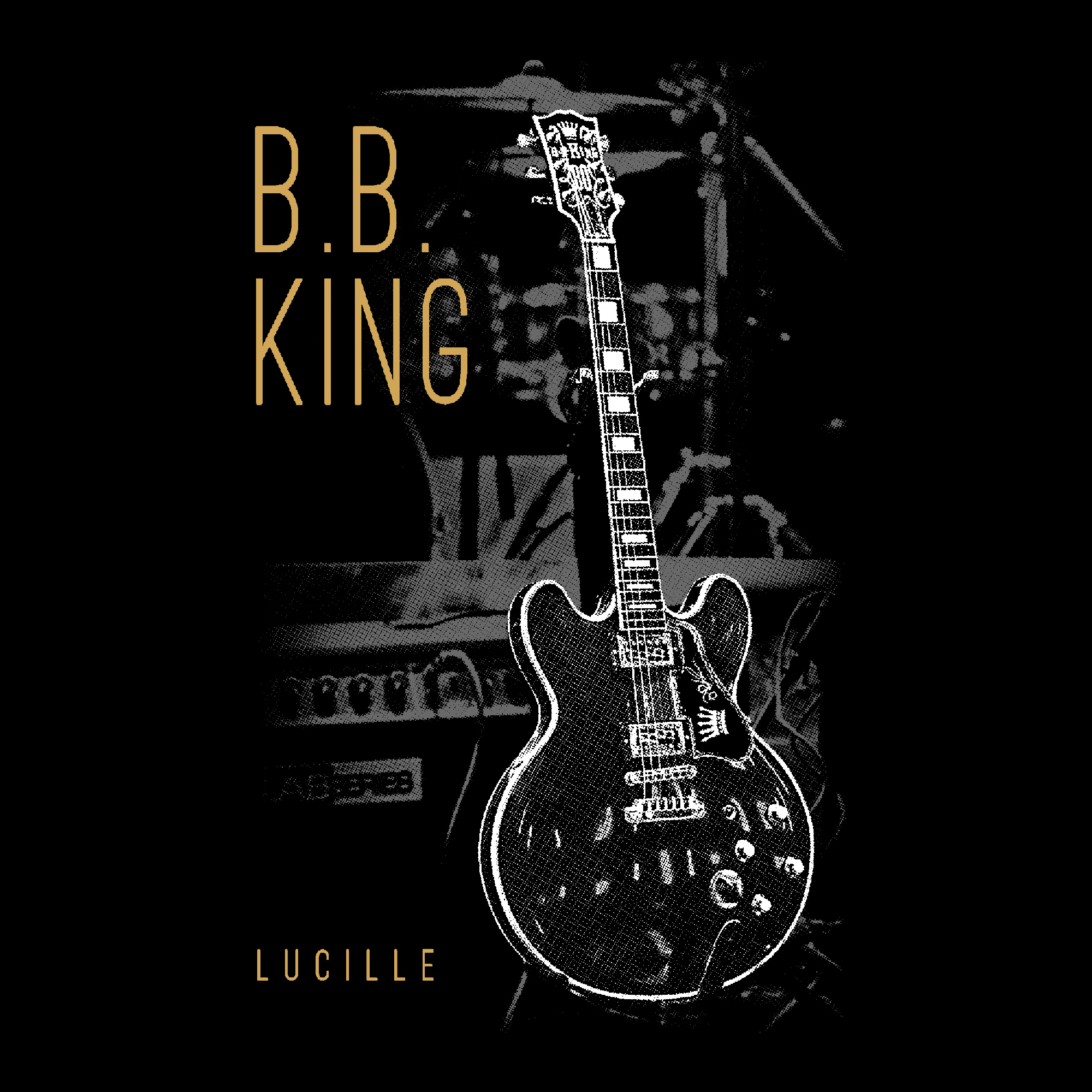 Quadro A4 - B.B. King