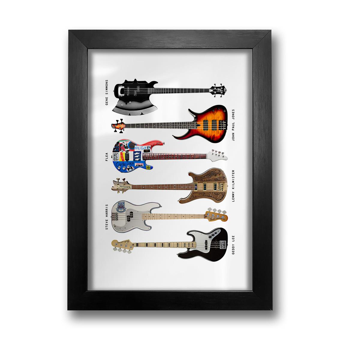Quadro Bass Instruments