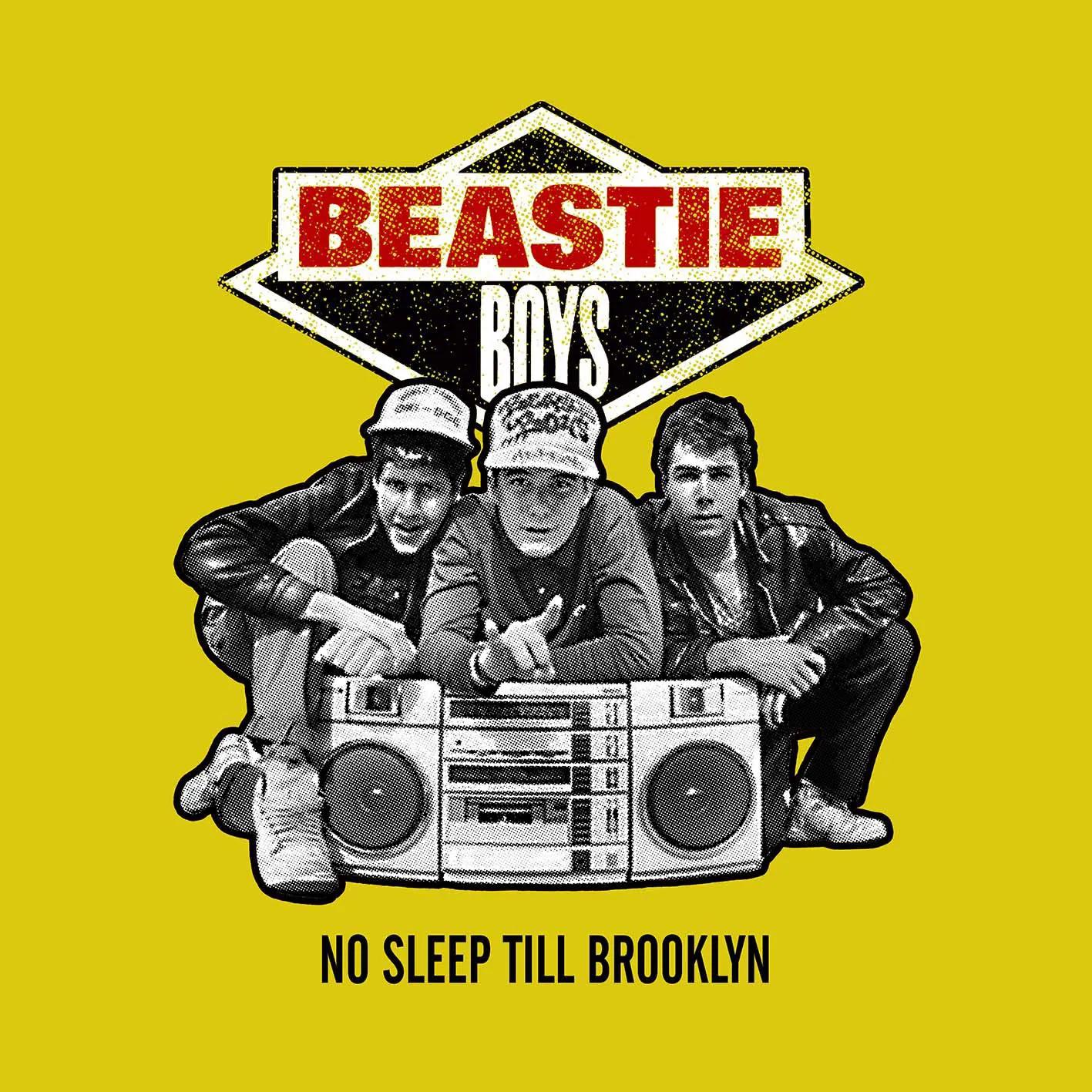 Quadro A4 - Beastie Boys