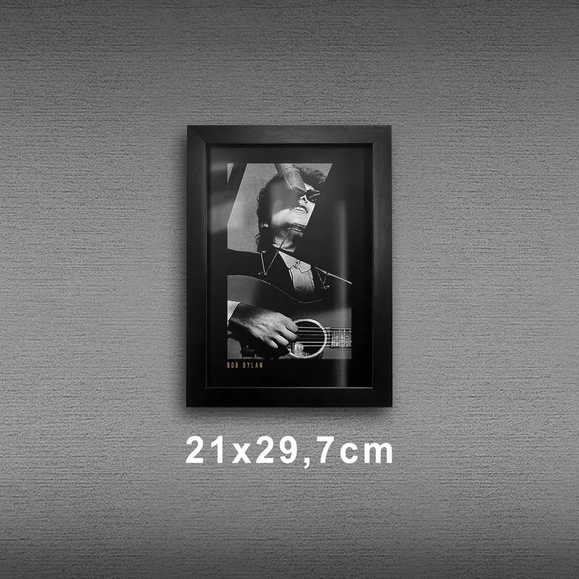 Quadro A4 - Bob Dylan
