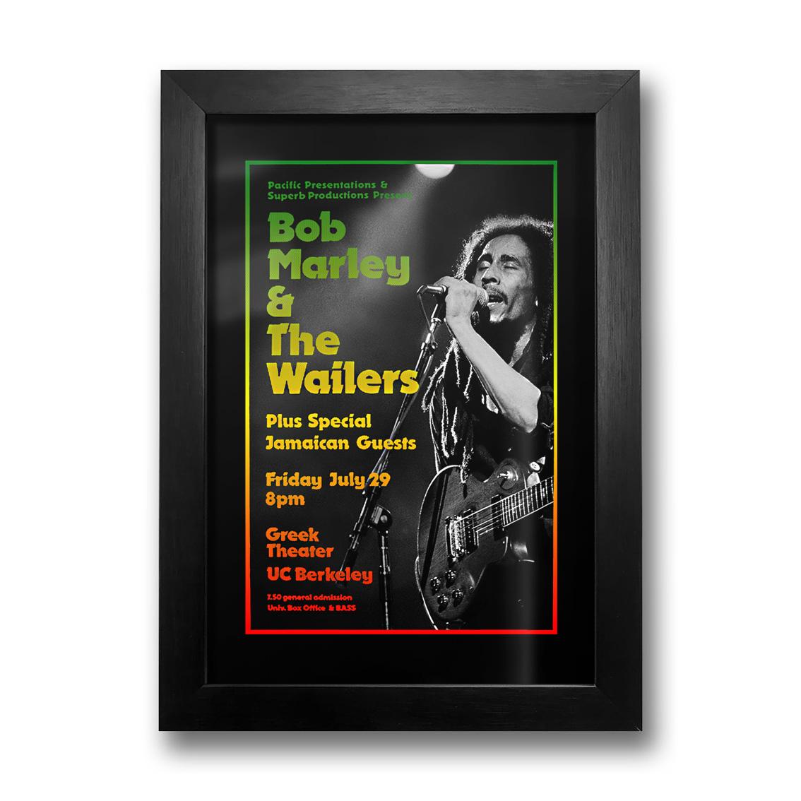 Quadro Bob & Wailers