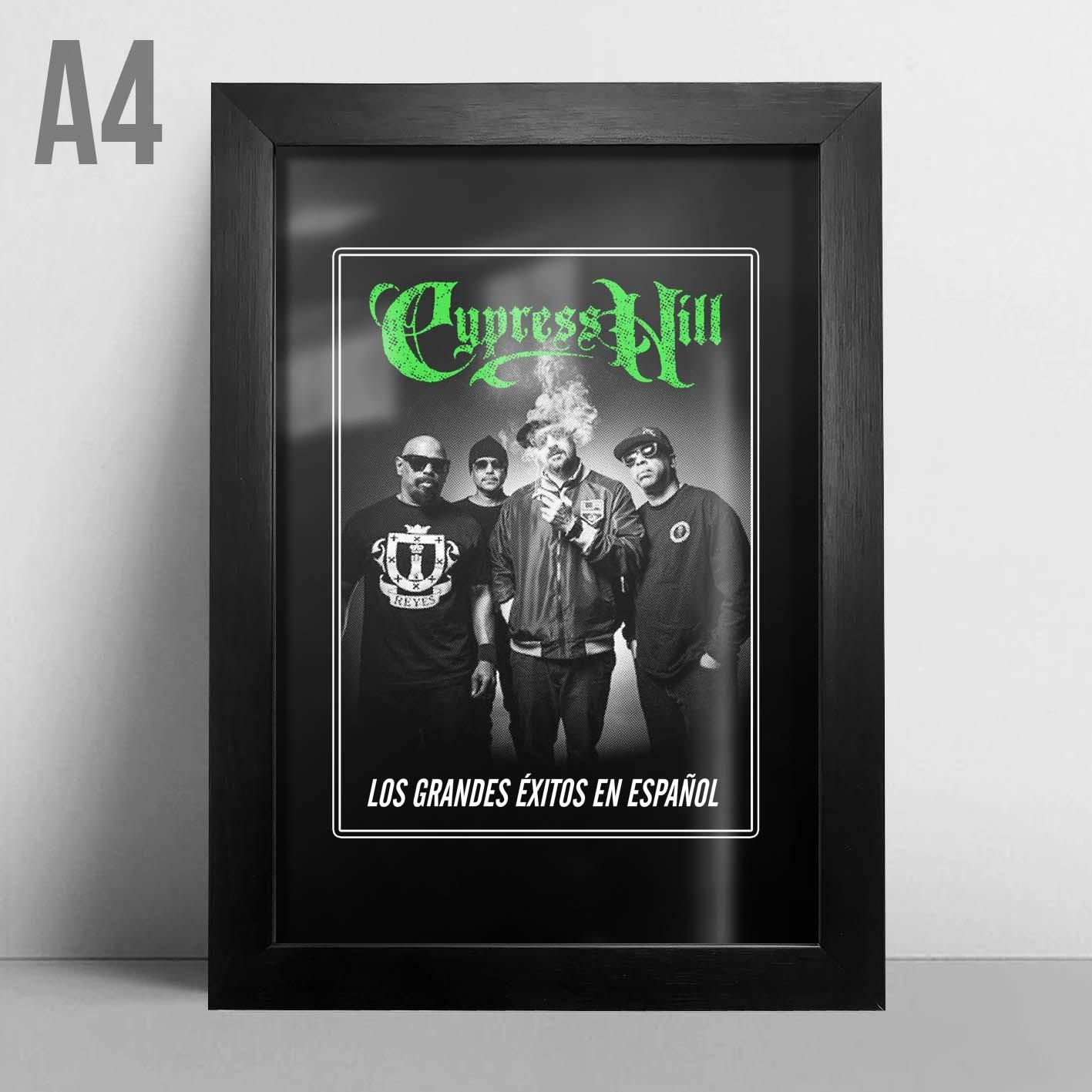 Quadro A4 - Cypress Hill
