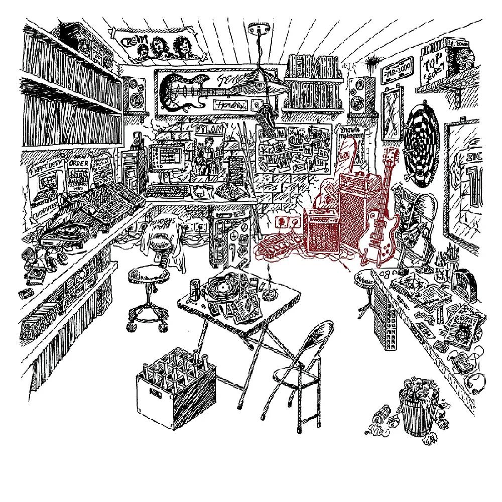 Quadro A4 - Dream Room