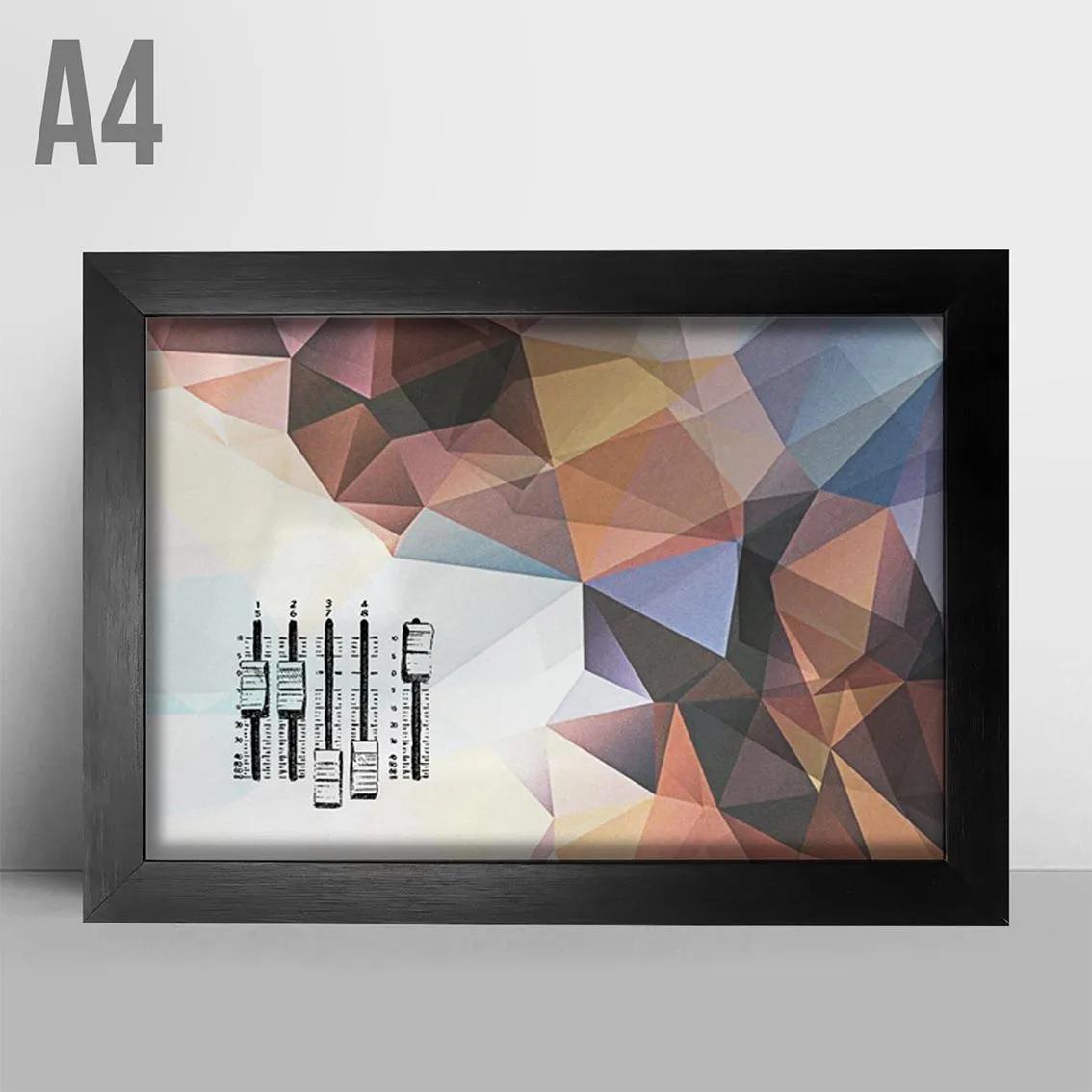 Quadro A4 - Equalize
