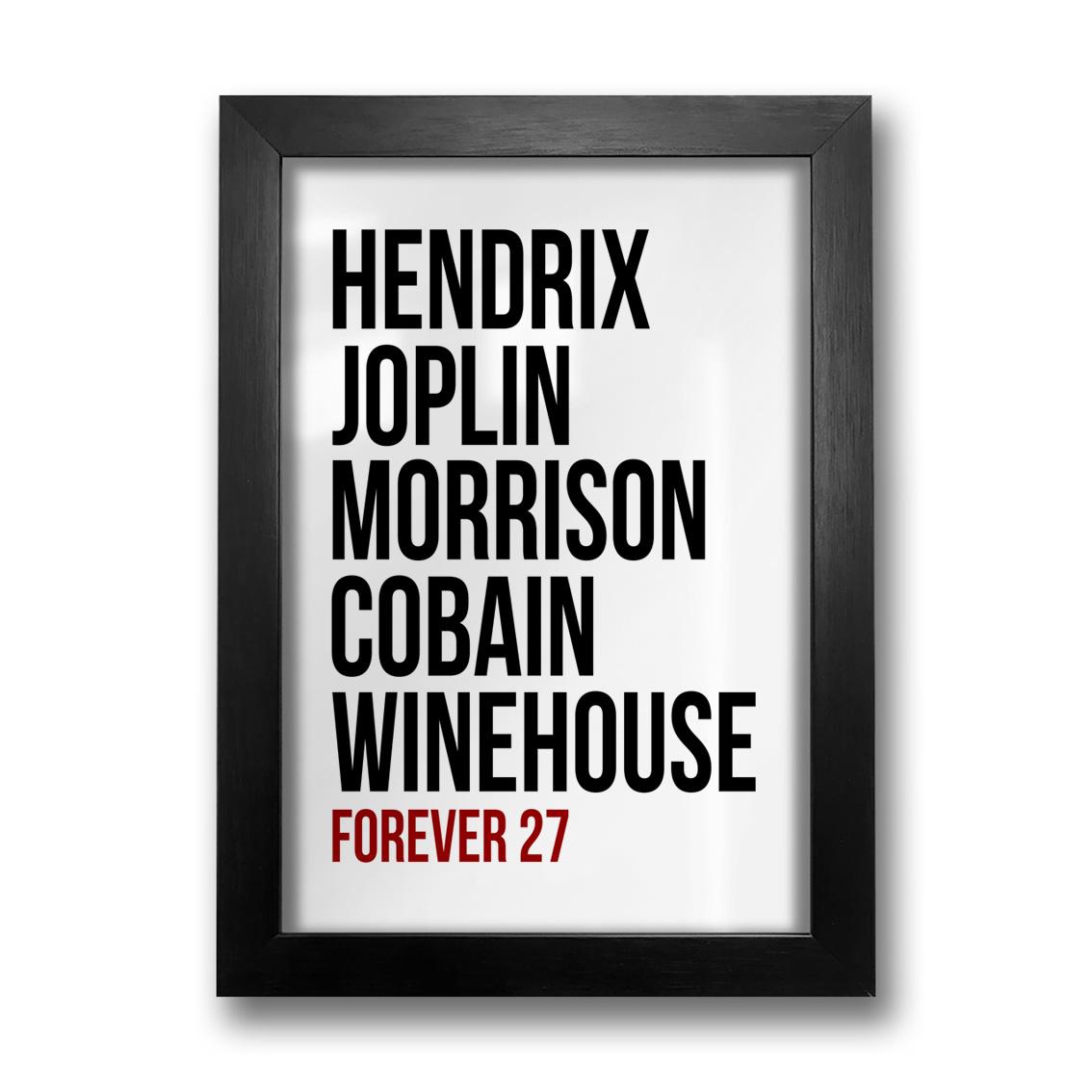 Quadro Forever 27