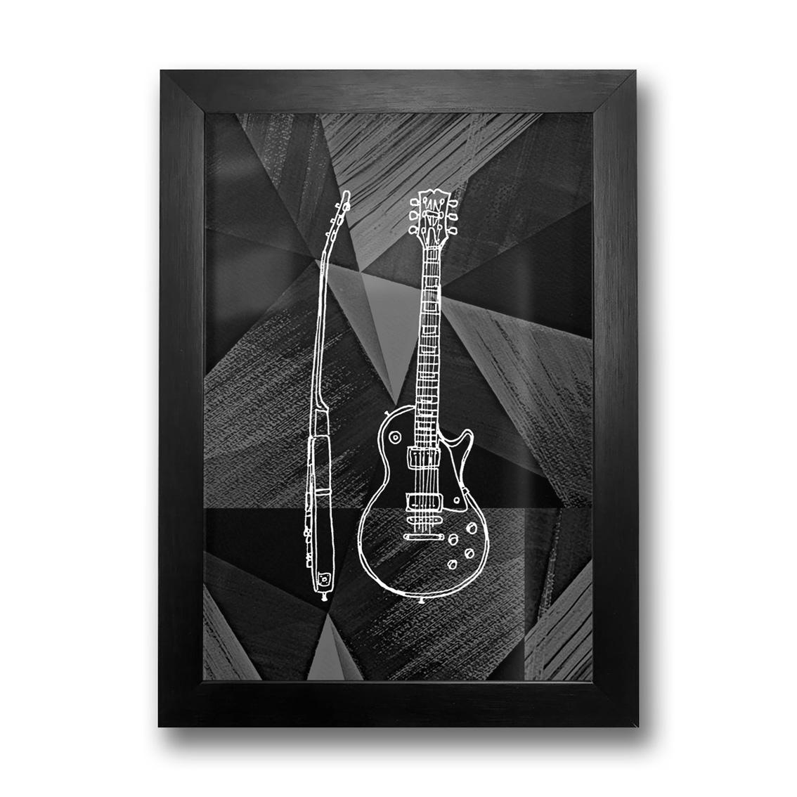 Quadro Handmade Guitar